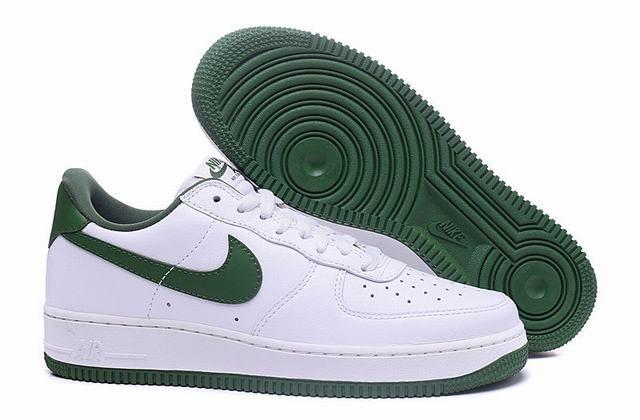 air force 1 homme vert